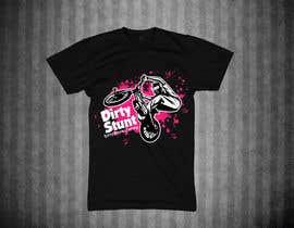 nº 28 pour T-Shirt Design Contest: Dirty Stunt par outlinedesign