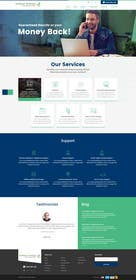 #15 untuk New a new Awesome Looking Website Layout for IT Management Company oleh nikhil33453