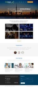 #6 for Website Design - For Content Heavy portal by Poornah