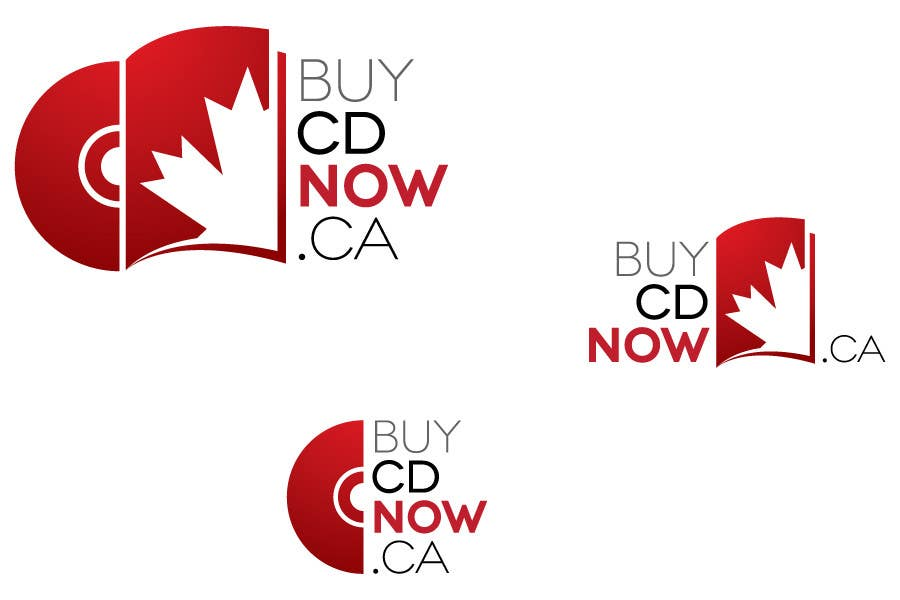 Contest Entry #411 for Logo Design for BUYCDNOW.CA