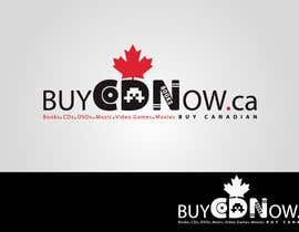 #306 cho Logo Design for BUYCDNOW.CA bởi colgate