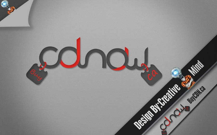 Contest Entry #220 for Logo Design for BUYCDNOW.CA