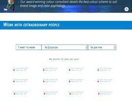 #15 para Design a Wordpress Mockup for one page and install into website por amitedu