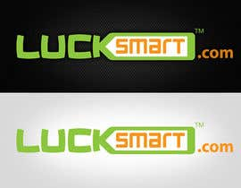 #165 para Logo Design for lucksmart por focused