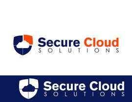 #156 para Logo Design for Secure Cloud Solutions por winarto2012
