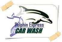 Graphic Design Конкурсная работа №1 для Logo Design for Dolphin Express Car Wash