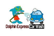 Graphic Design Zgłoszenie na Konkurs #27 do konkursu o nazwie Logo Design for Dolphin Express Car Wash