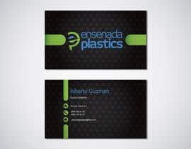 #14 para Business cards Ensenada Plastics por ro2020