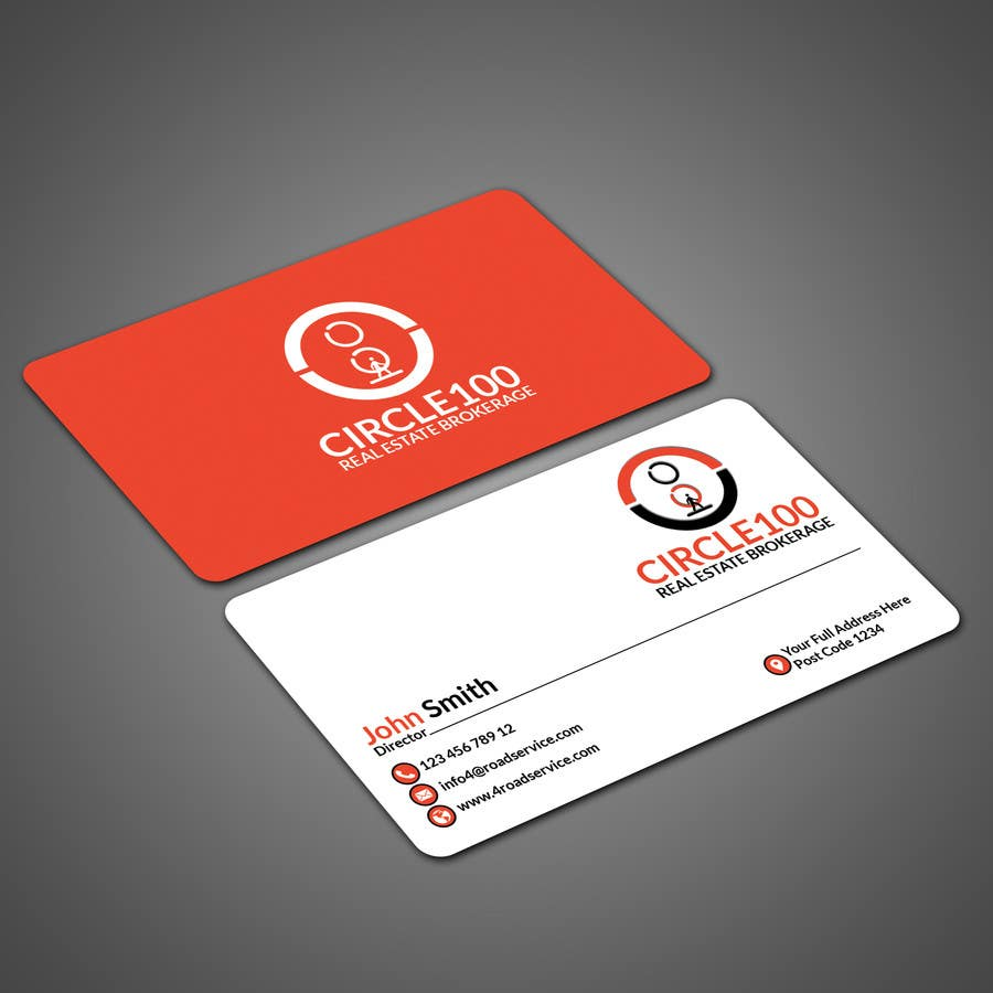 Entry #25 by papri802030 for Design a 2 sided Business Card ...
