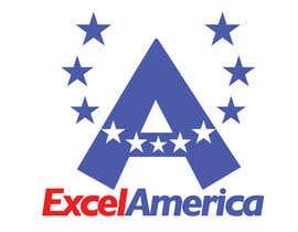#121 para Design a Logo for Excel America de stanbaker
