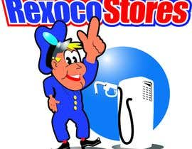 #35 para Illustration Design for Rexoco Stores por stanbaker