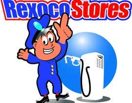 #34 para Illustration Design for Rexoco Stores por stanbaker