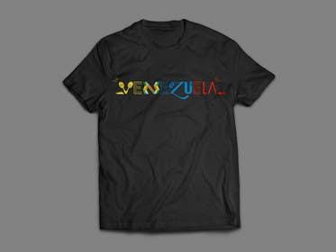 #1 para Design a T-Shirt/Tank-top for upaCachete de clickswar
