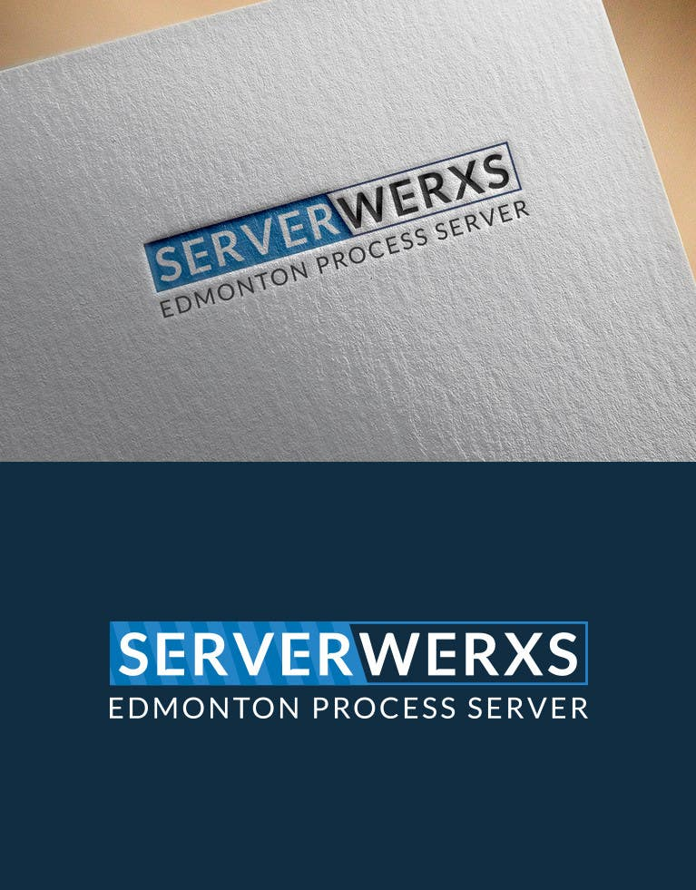 Entry #13 by shreedangadhvi for Design a Logo for a Process Server ...