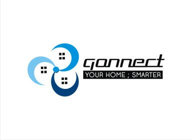 #27 для Design a Logo for Home Automation Company (Qonnect) от gunekoprasetyo34