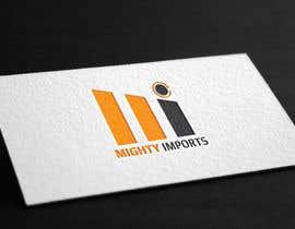 #79 untuk Design a Logo for import company oleh oosmanfarook
