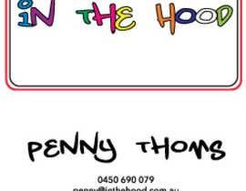 nº 5 pour Design some Business Cards for children's apparel and accessories brand par gerrirhein