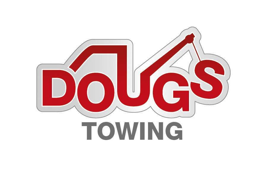 Contest Entry #62 for Logo Design for Dougs Towing