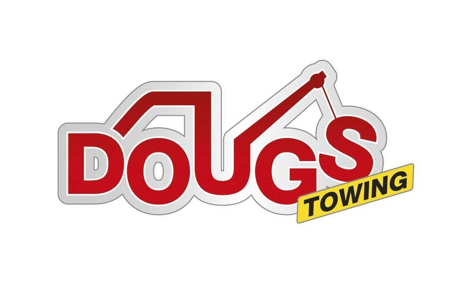 Contest Entry #61 for Logo Design for Dougs Towing