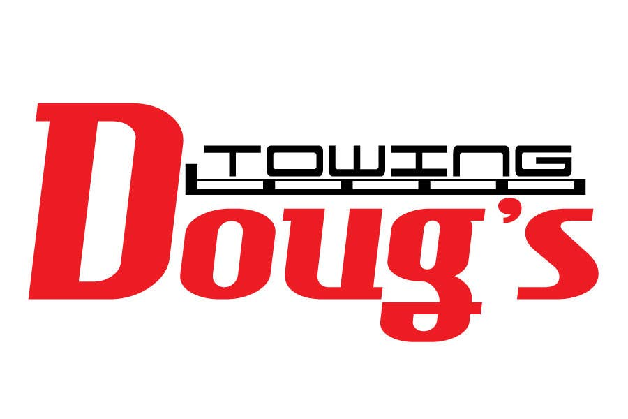 Contest Entry #55 for Logo Design for Dougs Towing
