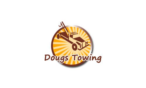 Contest Entry #84 for Logo Design for Dougs Towing