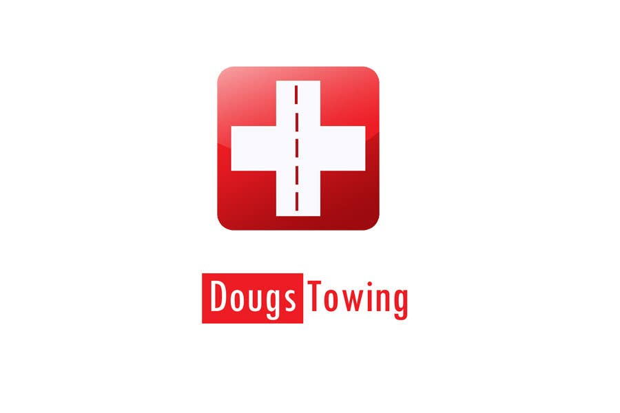 Contest Entry #2 for Logo Design for Dougs Towing