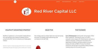 #8 для Web site for financial trading company от JohnyCode