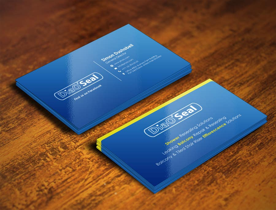 Penyertaan Peraduan #                                        20                                      untuk                                         Design Business Card
