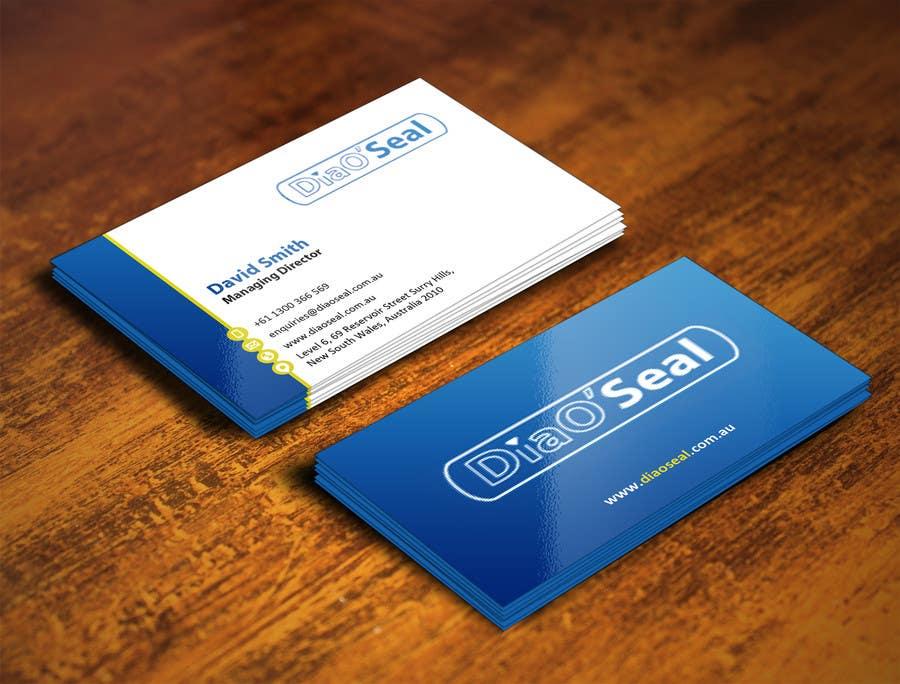 Penyertaan Peraduan #                                        10                                      untuk                                         Design Business Card