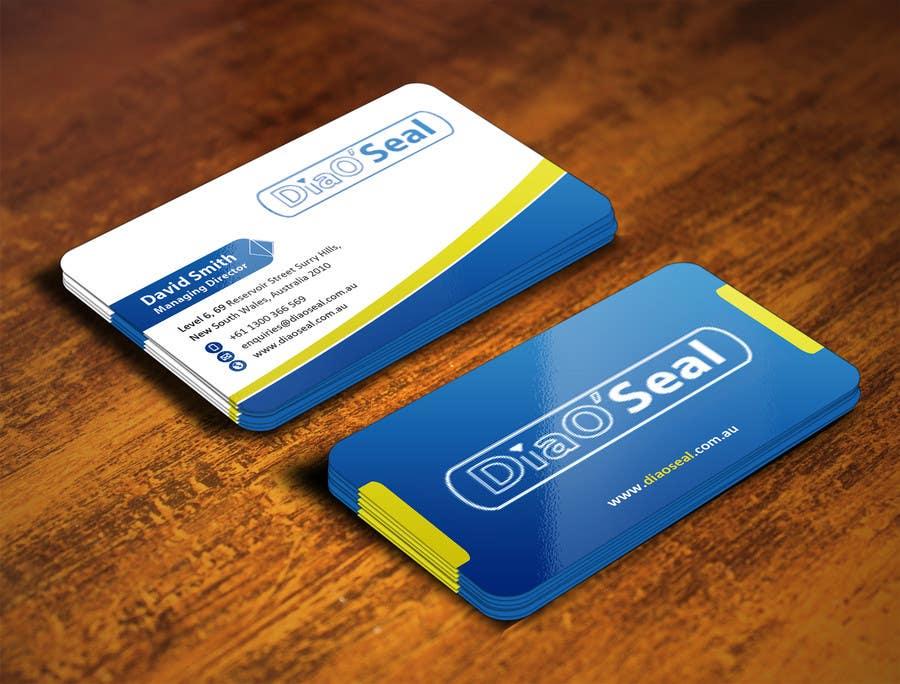 Penyertaan Peraduan #                                        11                                      untuk                                         Design Business Card