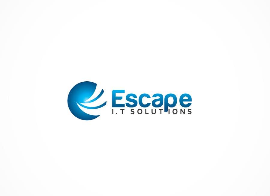 Kilpailutyö #                                        68                                      kilpailussa                                         Graphic Design for Escape I.T Solutions
