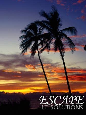 Kilpailutyö #                                        63                                      kilpailussa                                         Graphic Design for Escape I.T Solutions