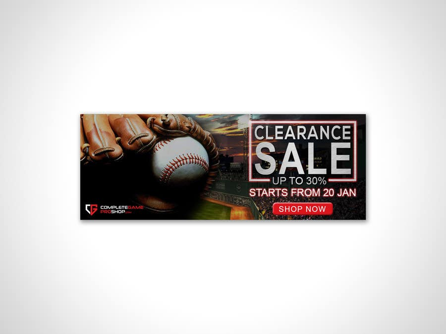 #7 for Clearance Sale Graphic Design by LogoMaker1996