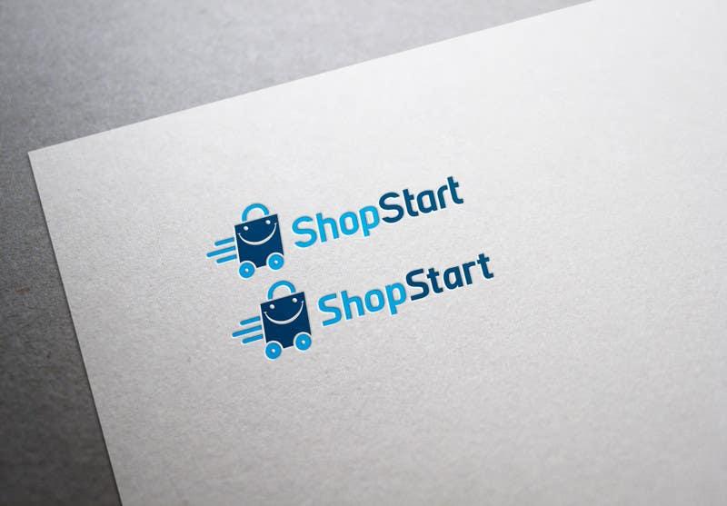 #538 para Logo for webshop hosting de Moon1990