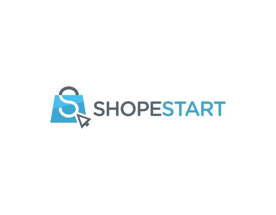 #246 para Logo for webshop hosting por guryanovssg