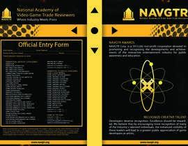 #4 para Design a Brochure for NAVGTR por bezil