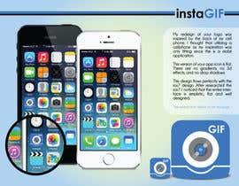 Nro 43 kilpailuun I need an existing iPhone app Icon improved käyttäjältä GreatCreations
