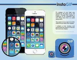 Nro 100 kilpailuun I need an existing iPhone app Icon improved käyttäjältä GreatCreations
