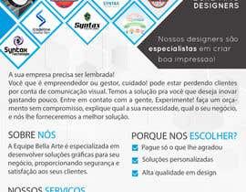 #13 para Fazer o Design de Artigos de Papelaria (flyer) por cezaraugustodev
