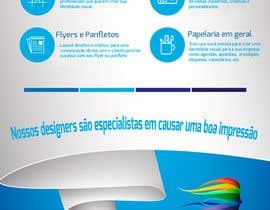 #14 para Fazer o Design de Artigos de Papelaria (flyer) por cezaraugustodev