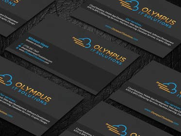 #16 for Design some Business Cards for an IT company af mahmudkhan44