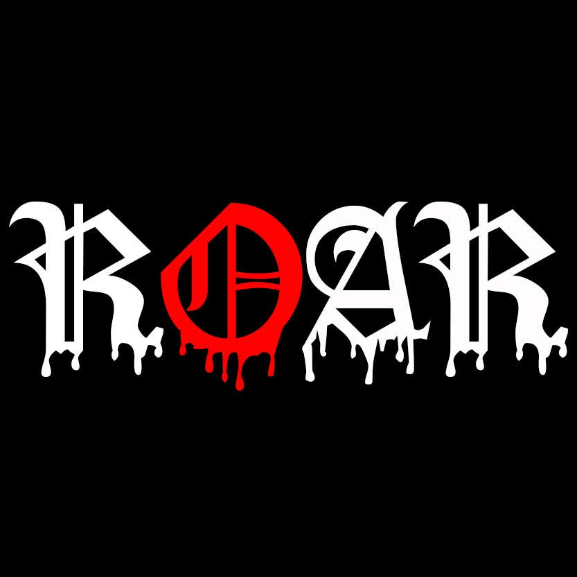 Entry #159 by NSSumi for Design a Logo for Roar, A 4 piece music