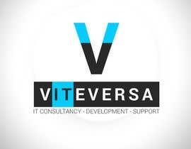 #34 untuk Design a Logo for an IT Consultancy firm called 'Viteversa' oleh allstars08
