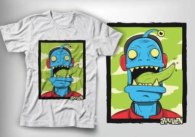 Nro 21 kilpailuun Ayylien Shirt Design käyttäjältä adingph