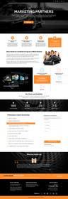 #6 para Design a One Page Website Mockup for an Affiliate Program por mahajan999