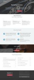 #4 para Design a One Page Website Mockup for an Affiliate Program por Mohit127