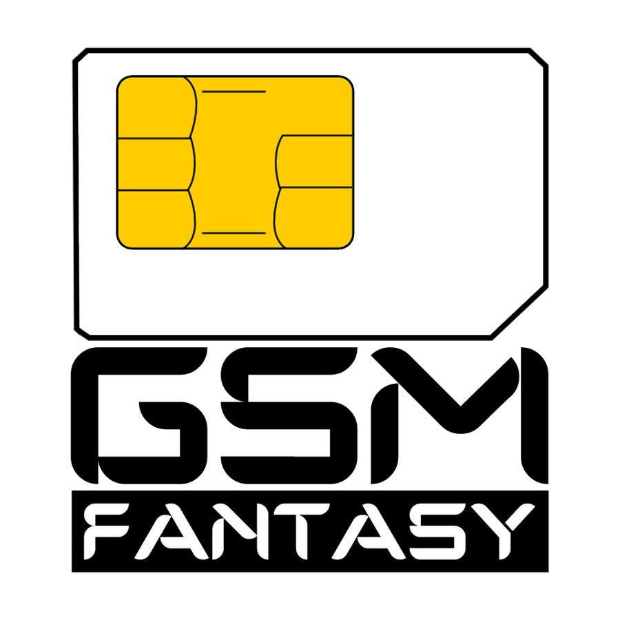 Penyertaan Peraduan #80 untuk Logo Design for Gsm Fantasy