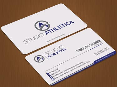 nº 41 pour Design some Business Cards par aminul1988