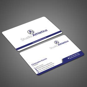 nº 24 pour Design some Business Cards par papri802030