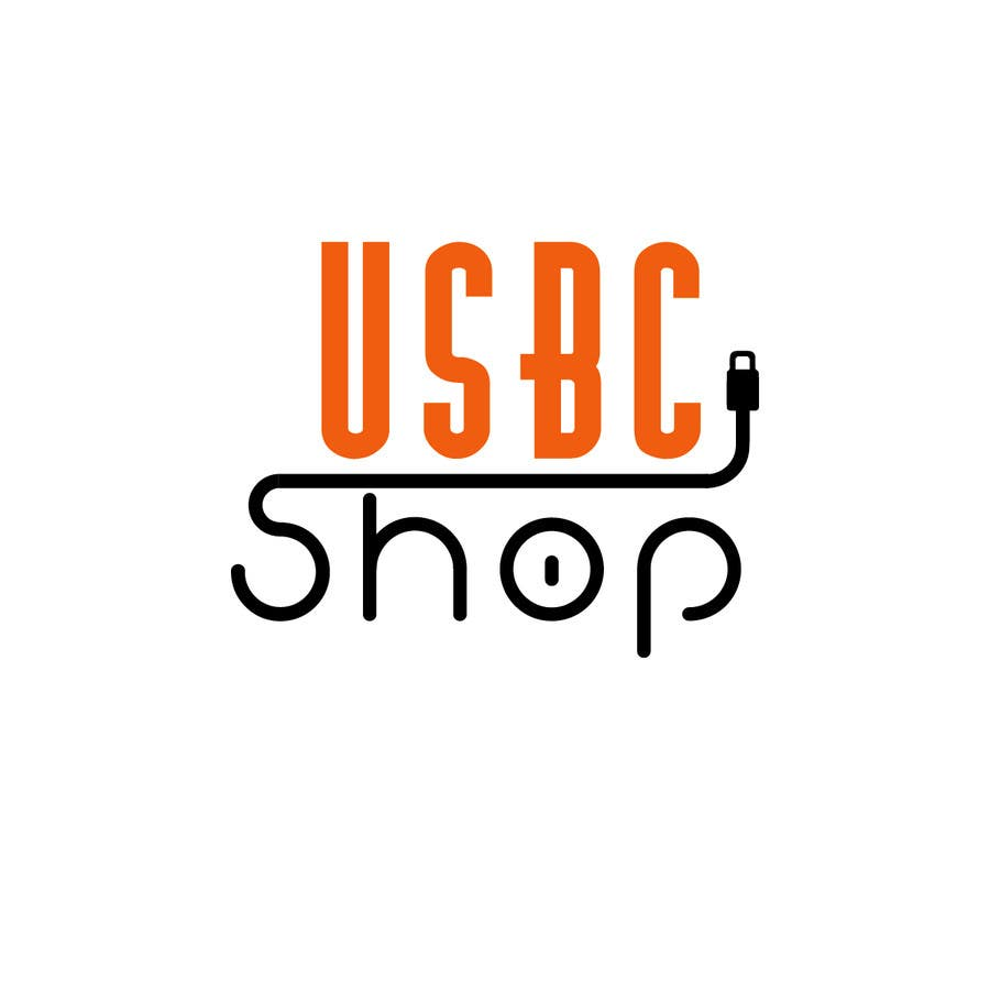 Entry 6 By Adriansifontes For Design A Logo For Webshop Usbc